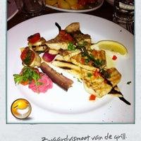 Photo taken at Osteria Da Vinci by Agna L. on 11/20/2012