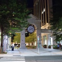 Photo taken at Clarendon by Phi D. on 8/20/2016