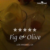 Photo taken at Fig & Olive by The Style Dancer on 7/12/2013