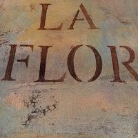 Photo taken at La Flor by A E. on 1/25/2016