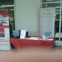 Photo taken at Miracle Marketplace by Christopher L. on 10/7/2012