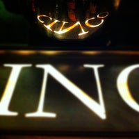 Photo taken at CINCO Lounge by André L. on 11/23/2012