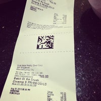Photo taken at SM Megamall Cinemas by Christian (wechat: emperorchino) G. on 8/1/2013