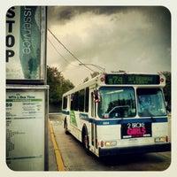 Photo taken at Eltingville Transit Center by Trevor L. on 9/22/2012