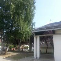 Photo taken at St. Elisabeth by Patrick J. B. on 7/13/2013