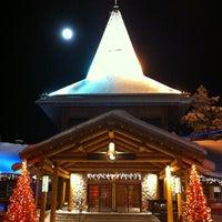 Снимок сделан в Santa Claus Office пользователем Тимофей К. 12/29/2012