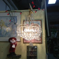 Photo taken at Brass Armadillo Antique Mall by Shawn P. on 1/3/2013