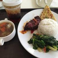Photo taken at Cafe Columbia Asia by Jeli I. on 4/7/2013