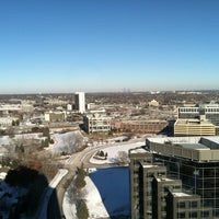 Photo taken at 8500 Tower by Tony D. on 12/21/2012