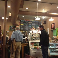 Photo taken at Heine Brothers' Coffee by David H. on 12/24/2012
