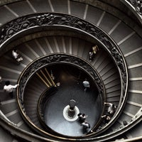 Photo taken at Vatican Museums by Anton B. on 6/14/2013