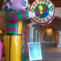 Photo taken at Pepper Market by Fernando J. on 9/14/2012