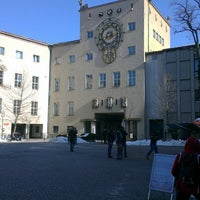 Photo taken at Deutsches Museum by Alexander on 3/3/2013