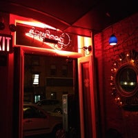 Photo taken at Boxcar Lounge by Lucy-Claire S. on 10/2/2012