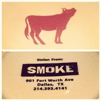 Photo taken at Smoke by Meaghan K. on 11/22/2012