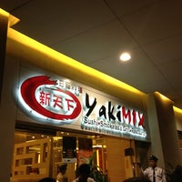 Photo taken at YakiMix Sushi & Smokeless Grill by Patricia on 3/14/2013
