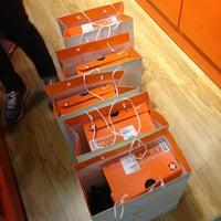 Photo taken at Nike by Guru L. on 1/17/2013