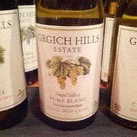 Photo taken at Grgich Hills Estate by Billy S. on 12/24/2012