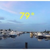 Photo taken at Marina Bay Marine Resort by Ian T. on 12/12/2016