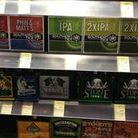 Photo taken at Total Wine & More by Ian T. on 3/14/2013