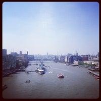 Photo taken at Tower Bridge Exhibition by Arseny K. on 7/21/2013