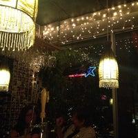 Photo taken at Sake Bar Satsko by Stephen L. on 7/4/2013
