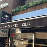 Photo taken at Coffee Tour by Lee H. on 4/3/2013