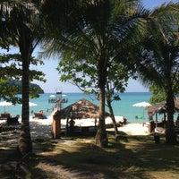 Photo taken at The Beach Natural Resort by Mathias B. on 12/28/2012