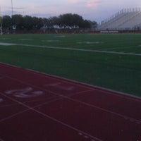 Photo taken at Bob Shelton Stadium by Paul N. on 2/1/2013