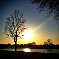 Photo taken at Clapham Common by Mulia on 4/1/2013