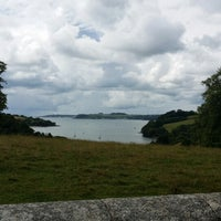 Photo taken at Trelissick Gardens by Graham W. on 7/8/2014