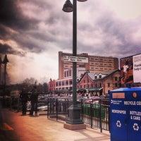 Photo taken at Poughkeepsie Station - Metro North & Amtrak by ティム on 4/1/2013