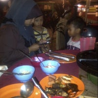 Photo taken at Bbq Land Kuang by Azzurrey M. on 8/23/2013
