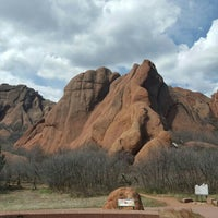 Photo taken at Roxborough State Park by Mary X. on 4/9/2016