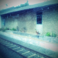 Photo taken at Stasiun Parungkuda by Noe on 12/14/2013