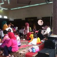 Photo taken at Omah Kampung by Albertus A. on 11/16/2013