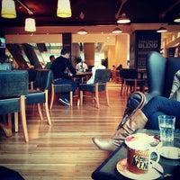 Photo taken at Mugg & Bean by Maha Y. on 12/1/2012
