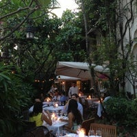 Photo taken at Casa Tua Restaurant by Emilia S. on 8/3/2013