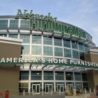 Photo taken at Nebraska Furniture Mart by C.T. T. on 11/2/2012