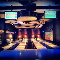 Photo taken at All Star Lanes by Ven G. on 4/4/2013