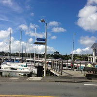 Photo taken at Opua Ferry by Kristina Mae S. on 12/29/2012