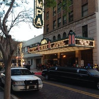 Photo taken at Tampa Theatre by Eddie D. on 3/2/2014