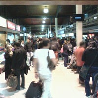 Photo taken at Terminal de Buses Collao by Ricardo L. on 1/28/2013