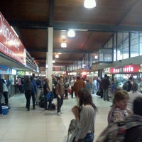 Photo taken at Terminal de Buses Collao by Ricardo L. on 1/4/2013