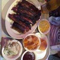 Photo taken at Big Al's Smokehouse BBQ by Steve B. on 3/2/2014