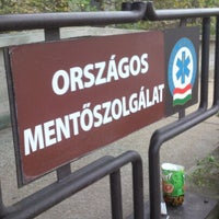 Photo taken at Országos Mentőszolgálat Főigazgatóság by zedand on 10/30/2012