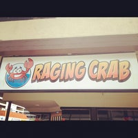Photo taken at Raging Crab by Mitch H. on 9/23/2012