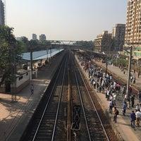 Photo taken at Jogeshwari Railway Station by Arjun S. on 10/21/2016