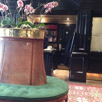 Photo taken at Covent Garden Hotel by Boban T. on 4/22/2013