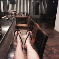 Photo taken at Maryoosamui Hotel by Chris T. on 1/2/2015